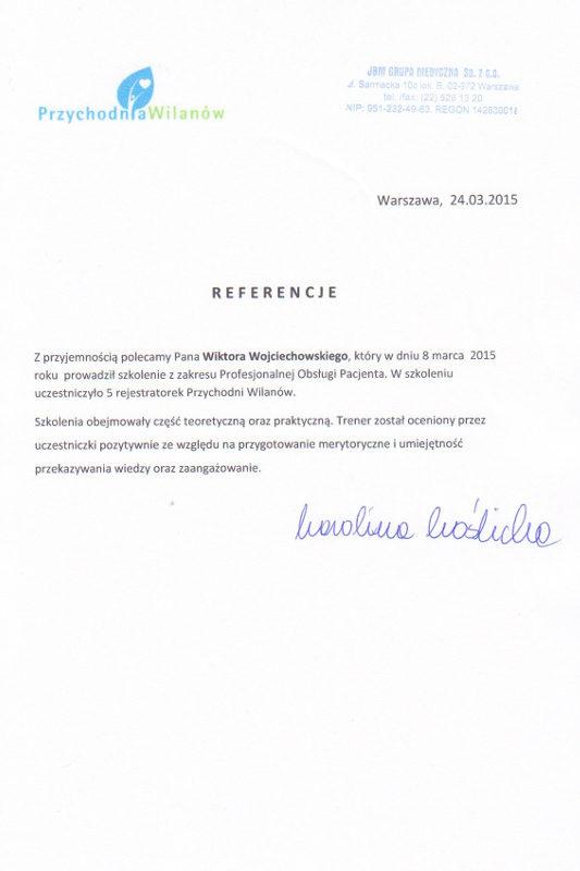 referencje wilanow 533x800 - Referencje