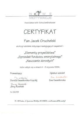 obslugapacjenta pl  nauczanie doroslych 267x400 - Jacek Gruchelski